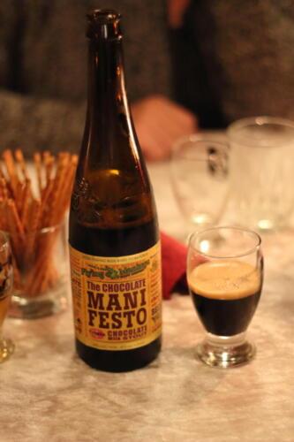 Ølsmagning med Torben Mathews 5